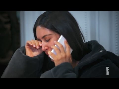 Kim Kardashian SOBS After Kanye's Concert Breakdown In Dramatic KUWTK Season 13 Promo