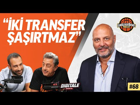 Fenerbahçe Beko'nun ihtiyacı, Efes'in Petrusev transferi, Milano | EuroLeague Basket Podcast #68