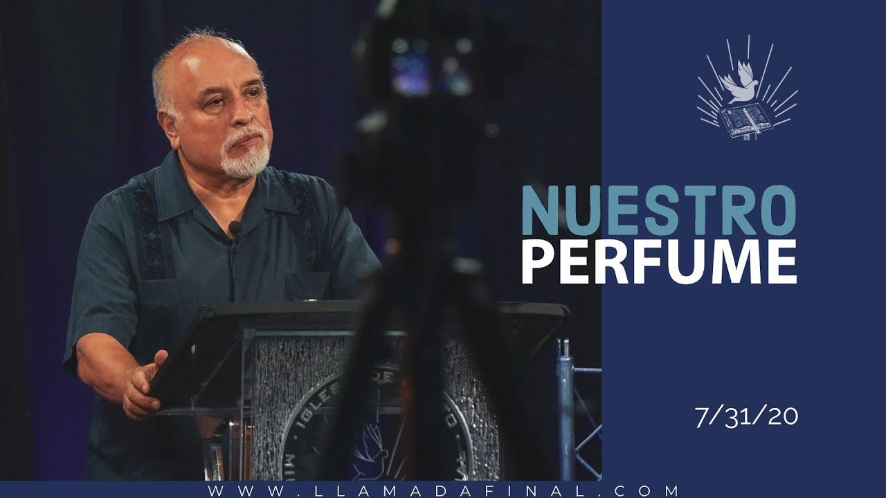 Nuestro Perfume | Éxodo 30:1 | Ap. Otto R. Azurdia | Culto Online Viernes |