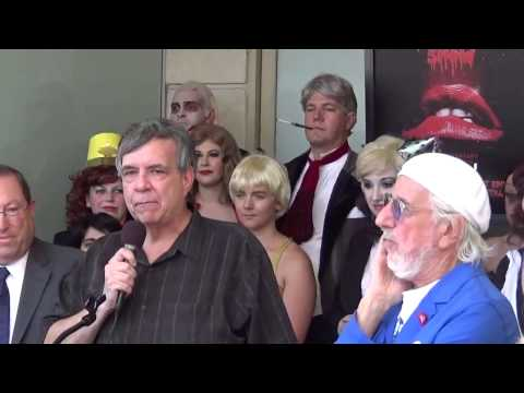 'Rocky Horror Picture Show' celebrates 40th Anniversary in Los Angeles