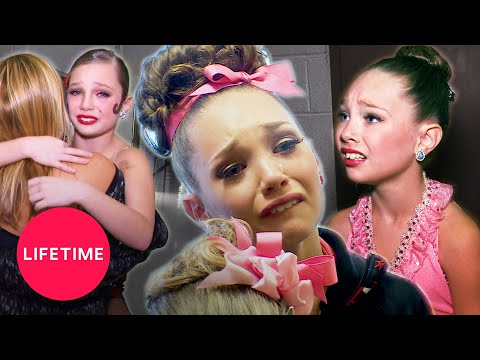 Dance Moms: 12 Emotional but Relatable Maddie Moments (Flashback Compilation) | Lifetime