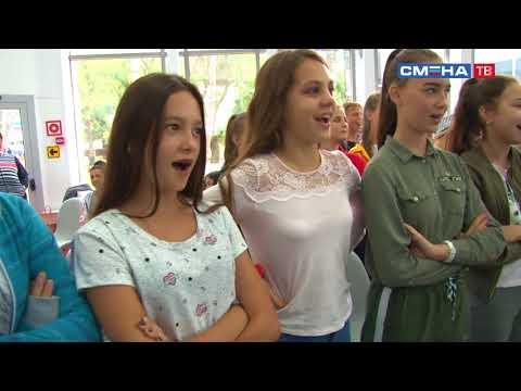 Мастер-класс лауреата Всероссийских и Международных конкурсов по вокалу Анны Шимановской в «Смене»