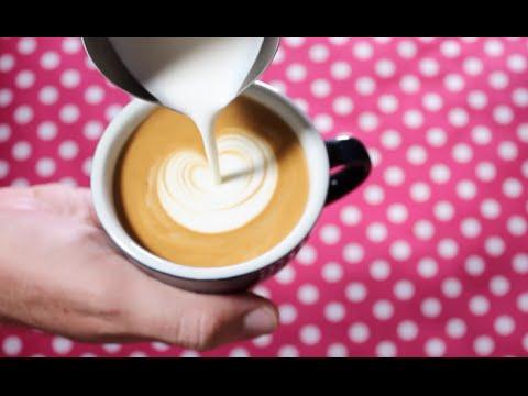 Coffeefusion Latte Art 2016 - Happy Valentines Day!