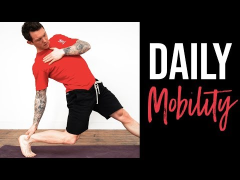 DAILY FULL BODY MOBILTY Routine with Ollie Frost [5 MINUTES] // School of  Calisthenics
