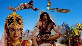 जब ताड़कासुर के दूत ने किया कैलाश पर हमला तो देखिये क्या हुआ || BR Chopra Superhit Hindi Serial ||