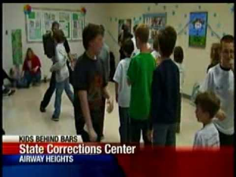 Kids go to prison to learn a lesson