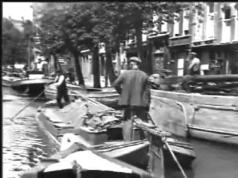 Rotterdam Historical Images with music by Robert Schumann