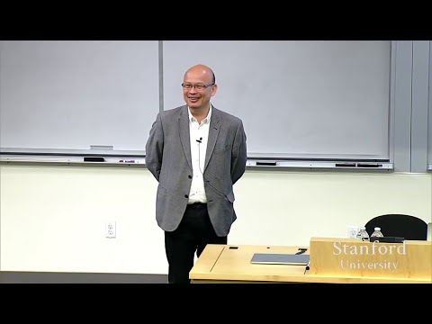 Stanford Seminar - The Emergence of Entrepreneurship Ecosystems Across Southeast Asia