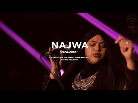 Najwa Mahiaddin | Jealousy (Live on The Wknd Sessions, #105)