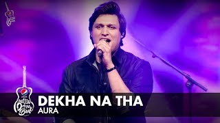 """Aura performed a groovy rendition of """"Dekha na Tha"""" by Alamgir with..."""