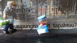 Annastiina Luokkala: Wc-paperilla koronaa vastaan/With toilet paper against corona