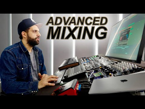 7 Advanced Mixing Tips You Need to Know
