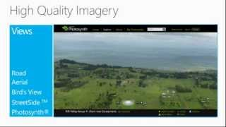 Introduction to Bing Maps Development