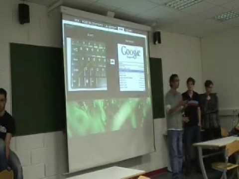 Geek Academy juillet 2009 - Rich Internet Application 2/3