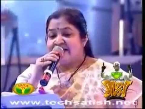 Sundari kannal oru sethi ilayaraja concert 2011 SP Balasubrahmanyam Chitra
