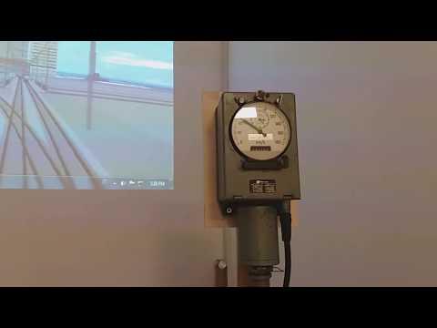 Simulatore Treno MNT Taggia