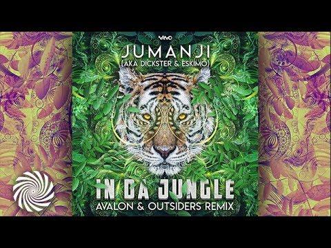 Jumanji (aka Dickster & Eskimo) - In Da Jungle (Avalon & Outsiders Remix)
