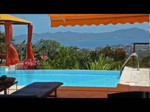 martinique maison de balata location fort de youtube. Black Bedroom Furniture Sets. Home Design Ideas