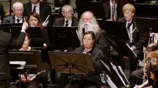 Greek Folk Song Suite, Franco Cesarini- MERION CONCERT BAND Ken Eid...
