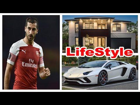 Henrikh Mkhitaryan Lifestyle 2021   Henrikh Mkhitaryan Family, House U0026 Biography   Lifestyle Today