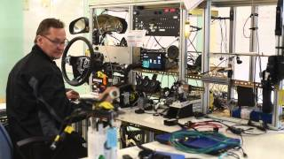 NEVS (Saab) Electrical Test Bench