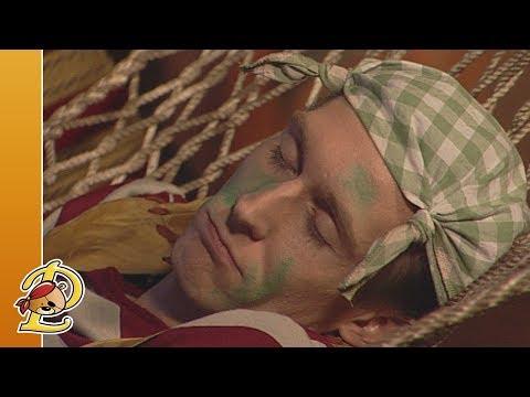 Piet Piraat - Steven in bad