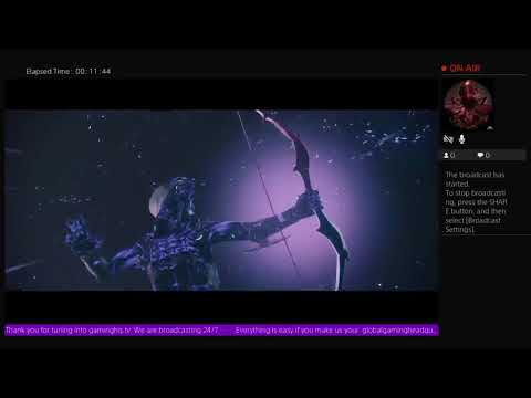 GamingHQ.TV WOULD LIKE YOU TO PARTICIPATE IN The Live Stream of: DESTINY II LIVE * FUN