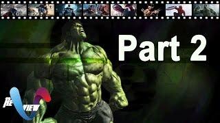 Top 10 Sự Thật Về Hulk Phần 2