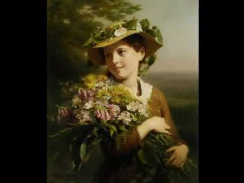 GUSTAVE JEAN JACQUET - 1846- 1909 - FRENCH PAINTER - A C - - YouTube