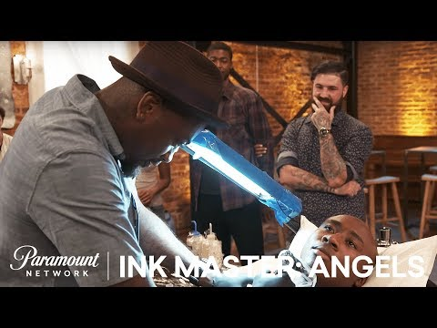 Angels in Hotlanta: Tattoo Face Off | Ink Master: Angels (Season 1)