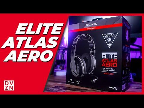 The Best Gaming Headset? Turtle Beach Elite Atlas Aero Wireless