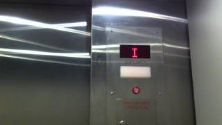 Otis Hydraulic Elevator Modernized By Kone At Collin College Spring Creek Campus Old Library