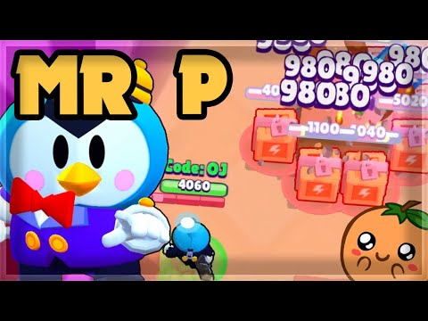 MR P stands for POWERFUL!!! (Gameplay) 🍊