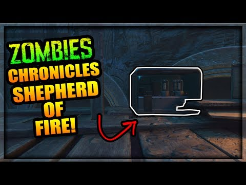 """""""Shepherd of Fire"""" Origins Remastered Easter Egg Song Guide (Black Ops 3 Zombies Chronicles)"""