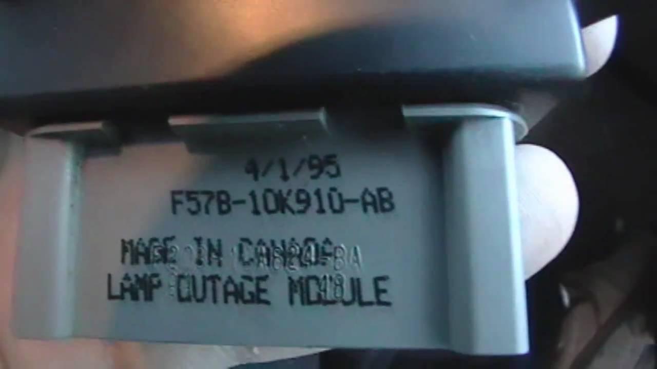 1996 ford explorer headlight wiring diagram hoist problem and interior stuff youtube