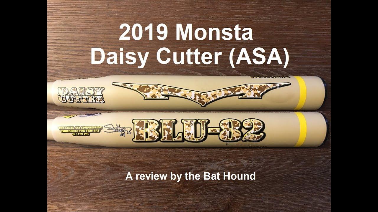 2019 Monsta Daisy Cutter - Bat Review