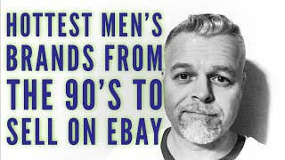 Video TOP 4 HOTTEST Men's Brands to Sell on eBay in 2018 ~ Make Money Reselling Clothing ~ What to Sell download MP3, 3GP, MP4, WEBM, AVI, FLV Juli 2018
