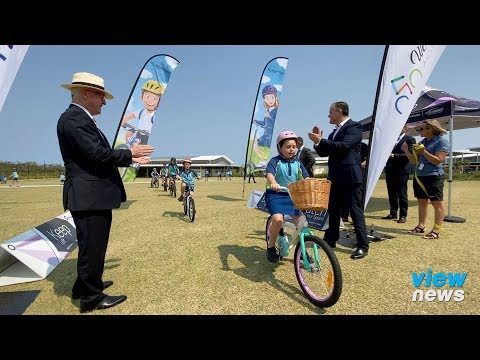 Australian First RideScore Active Schools Ready To Roll