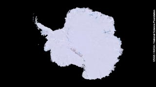 Antarctica Might Be Melting, But It