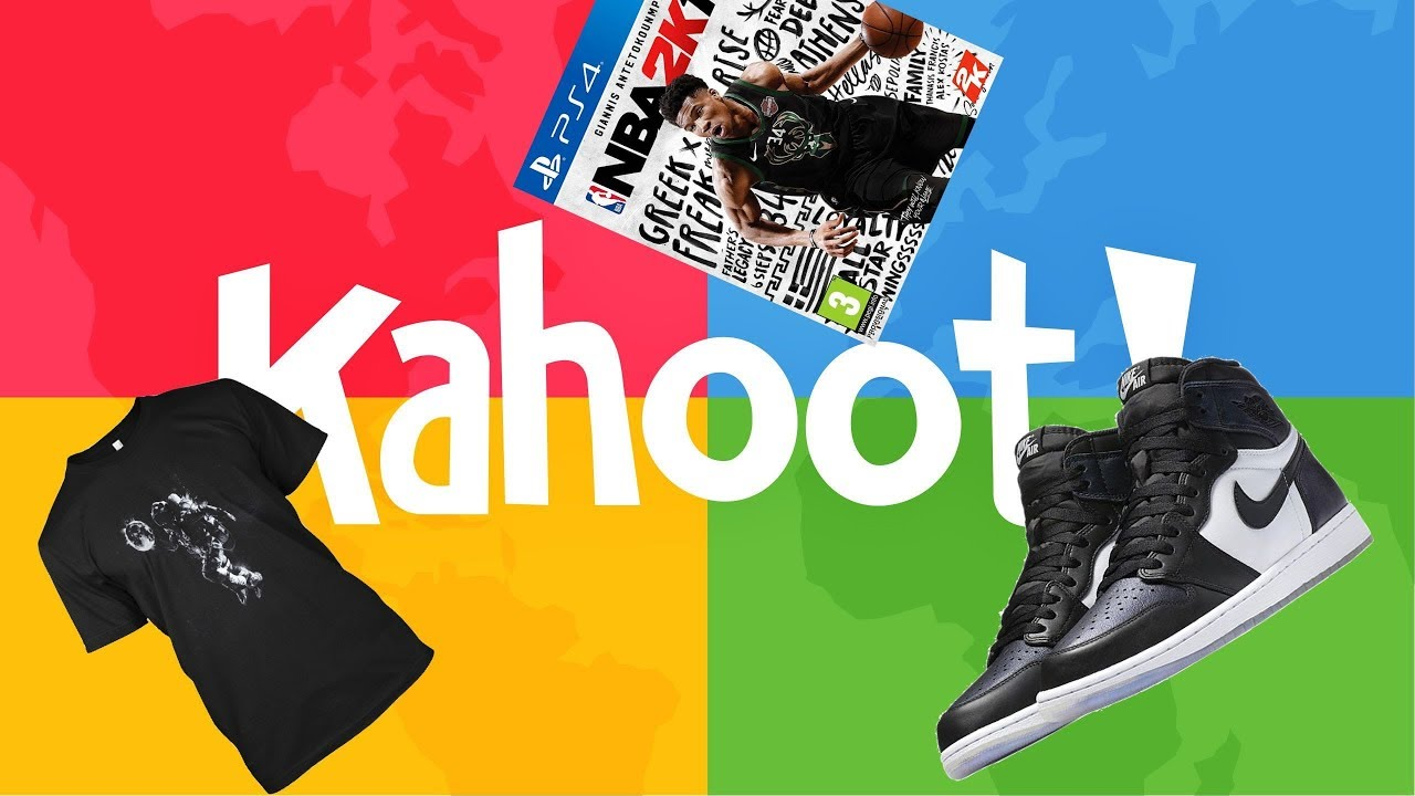 KAHOOT GIVEAWAY CONTEST ON TOMORROW (MULTIPLE PRIZES)