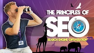The Principles Of SEO: Without The Confusing Techy Stuff!