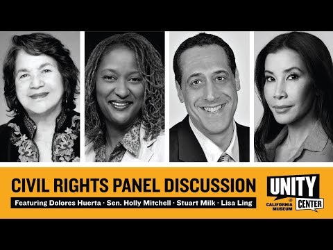 Unity Center Civil Rights Panel Discussion Webcast