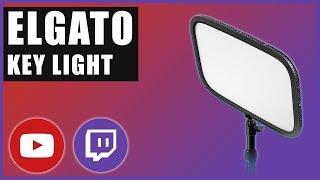 Elgato Key Light: Die Leuchte für Streamer?