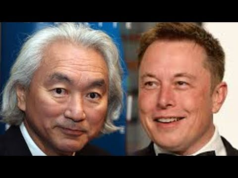 Michio Kaku on Elon Musk \'WHY WE NEED TO COLONIZE OTHER PLANETS\'