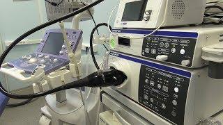 Современное оборудование для онкодиспансера