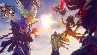summoners War 2019 New Cinematic Trailer The Sky Arena Full ver