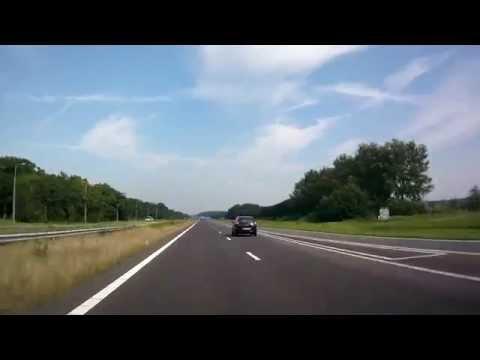 A32 Meppel - Leeuwarden, NL