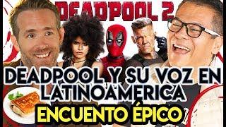 Ryan Reynolds y Pepe Toño Macías se conocen en persona! thumbnail