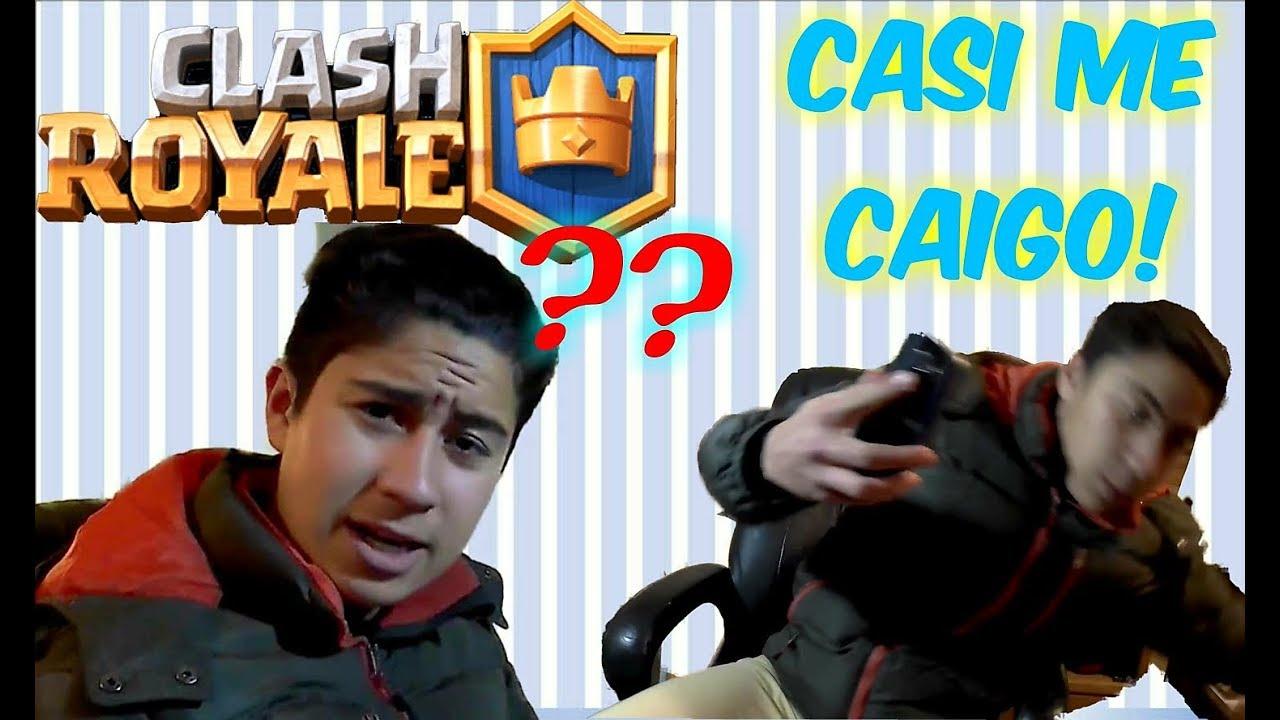 Mi primera vez en clash royale!