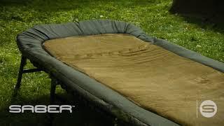 Saber Bigboy Mk2 Bedchair